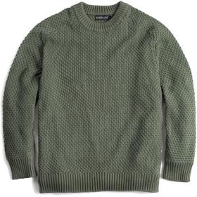 United By Blue Organic Cotton Crew Sweater Men dark olive